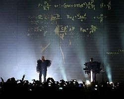 Pet Shop Boys (live)