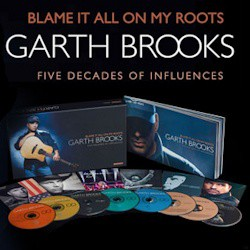Garth Brooks - Blame It All On My Roots: Five Decades Of Influences (custom)