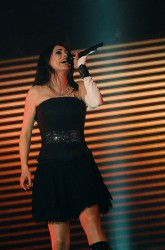 Within Temptation, Incheba arena, Praha, 11.3.2014