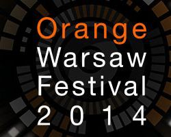 Orange Warsaw Festival 2014 logo