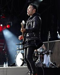 Fall Out Boy - Pete, Rock am Ring, Nürburgring, Německo, 7.6.2014