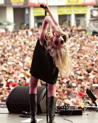 The Pretty Reckless, Rock am Ring, Nürburgring, Německo, 7.6.2014