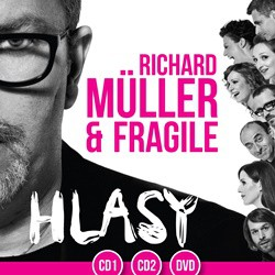 Richard Müller a Fragile - Hlasy 1, 2 + DVD