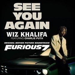 Wiz Khalifa feat. Charlie Puth - See You Again