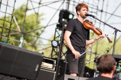 Owen Pallett, Colours of Ostrava, Dolní oblast Vítkovice, 18.7.2015