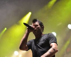 Three Days Grace, Rock im Park, Zeppelinfield, Norimberk, Německo, 7.6.2015