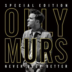 Olly Murs - Never Been Better (Special Edition)