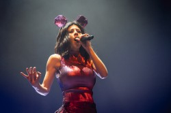 Marina & the Diamonds, Incheba Arena, Praha, 2.3.2016