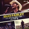 Brad Paisley - Life Amplified World Tour (Live From WVU)