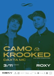 Camo and Krooked plakát