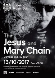 The Jesus And Mary Chain plakát
