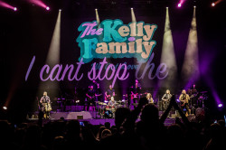 The Kelly Family, O2 Arena, Praha, 8.3.2018