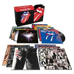 The Rolling Stones - The Studio Albums Vinyl Box Set 1971 - 2016