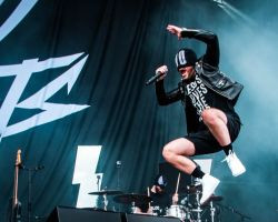 The Bloody Beetroots, Rock Im Park, Německo, 1.6.2018