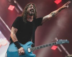Foo Fighters, Rock Im Park, Německo, 1.6.2018