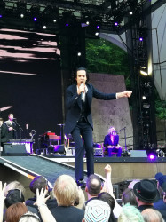 Nick Cave And The Bad Seeds, Waldbühne, Berlin, 14.7.2018