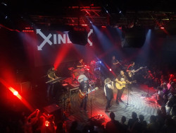 Xindl X, Lucerna Music Bar, 20.12.2018