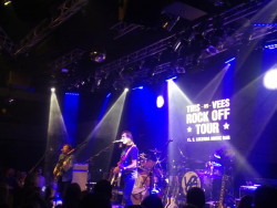 TH!S vs Vees, Lucerna Music Bar, Praha, 19.03.2019