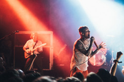Frank Carter & The Rattlesnakes, Lucerna Music Bar, Praha, 3.4.2019