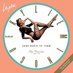 Kylie - Step Back In Time: The Definitive Collection