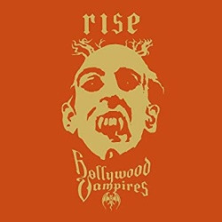 Výsledek obrázku pro The Hollywood Vampires - Rise cover