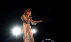 Florence And The Machine, Sziget Festival 2019, Óbudai island, Budapešť, Maďarsko, 12.8.2019
