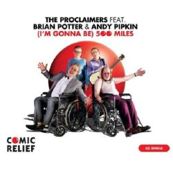 The Proclaimers ft. Brian Potter a Andy Pipkin - (I'm Gonna Be) 500 Miles
