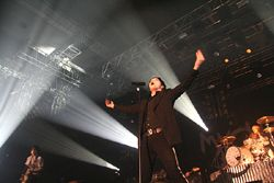 My Chemical Romance, Praha, 3.6.2007 small g