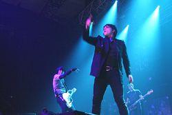 My Chemical Romance, Praha, 3.6.2007 small l