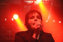 My Chemical Romance, Praha, 3.6.2007 small m