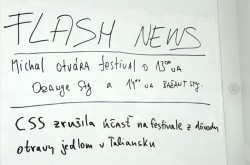 Press Info, Pohoda, 21.7.2007