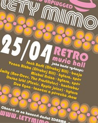 Lety mimo flyer