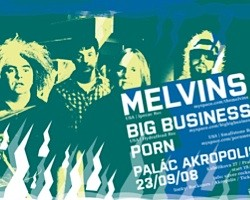 The Melvins flyer