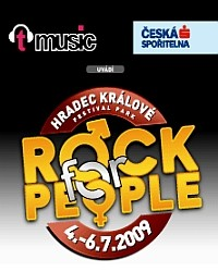 Rock For People flyer