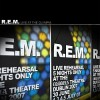 R.E.M. - Live At The Olympia (2CD set)