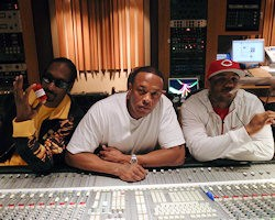 Snoop Dogg, Dr. Dre, The Game