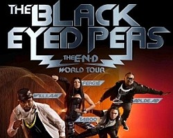 Black Eyed Peas (world tour 2010)
