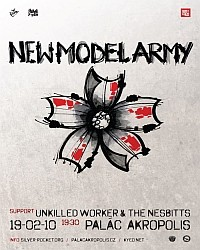New Mode Army flyer