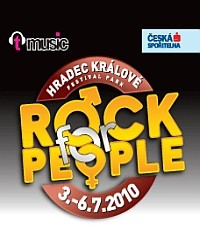 Rock For People logo