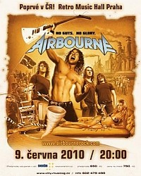 Airbourne flyer