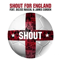 Dizzee Rascal & James Corden - Shout For England