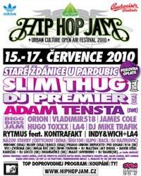 Hip Hop Jam 2010 teaser poster. Čtvrtý ročník urban culture festivalu ... 48fa88eb54f