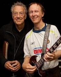 Ray Manzarek and Robby Krieger of The Doors