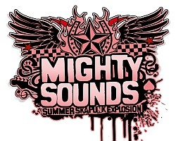 Mighty Sounds logo