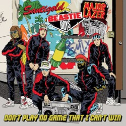 Beastie Boys - Don't Play No Game That I Can't Win (Remix EP)