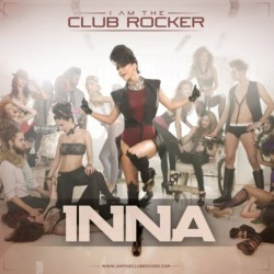 Inna - I Am The Club Rocker final cover