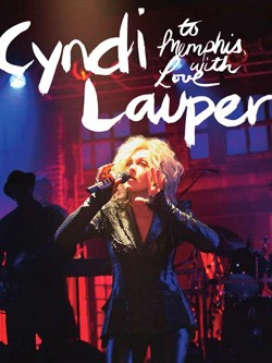 Cyndi Lauper - To Memphis, With Love