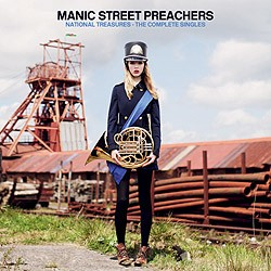 Manic Street Preachers - National Treasures – The Complete Singles
