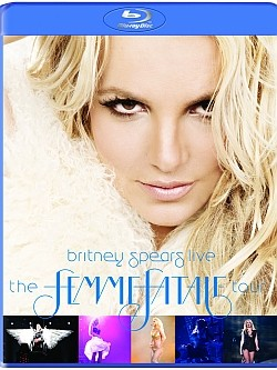 Britney Spears - The Femme Fatale Tour