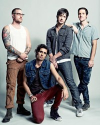 The All-American Rejects 2011